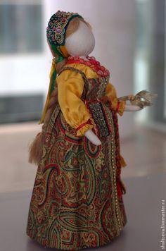 """Купить Коллекционная кукла """"Весна.Мечты"""" - интерьерная кукла, коллекционная кукла, русский стиль"""