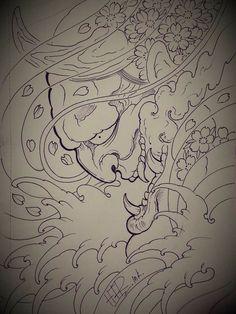 Hunya japan tattoo ideas de tatuajes pinterest for Vater japones