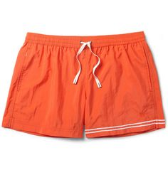 DANWARD Mid-Length Swim Shorts