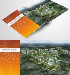 Kolte-Patil-Real Estate - World City Custer Brochure by Prashant Zambre, via Behance