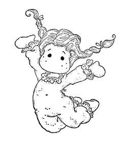 .girl - jump for joy
