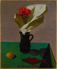 Explore the collections of Ateneum Art Museum. Flower Vases, Flowers, Art Museum, Still Life, Gallery, Prints, Flower Paintings, Figurative, Collections