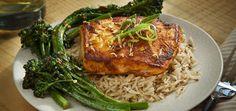 Spice-Rubbed Salmon | Chef'd