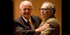 Gabriel García Márquez #Gabo #CarlosFuentes