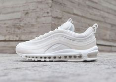 "meet 34091 c5f79 The Nike Air Max 97 ""White Snakeskin"""