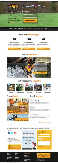 Nueva versión de Cuencaventura.com