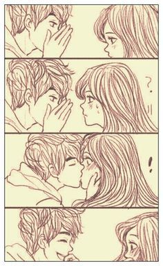 Anime Drawing Ideas cute couple sketch More - Share with your friends. Love Drawings, Drawing Sketches, Drawing Ideas, Hipster Drawings, Sketch Ideas, Easy Drawings, Croquis Couple, Cute Couple Sketches, Anime Kunst