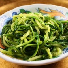 Low Carb Zucchini Pasta - Allrecipes.com