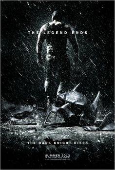 El caballero oscuro. La leyenda renace : Cartel (2012)