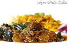 Brinjal Gravy for biryani  http://www.spiceindiaonline.com/brinjal_chops_bhais_style_2/