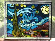 Starry Night - Delphi Artist Gallery