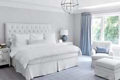 Bedroom colour schemes grey blue bedroom decor and grey bedroom color schemes navy bedroom ideas grey . Grey Bedroom Colors, Blue Master Bedroom, Neutral Bedrooms, Trendy Bedroom, Blue Bedrooms, Light Gray Bedroom, Master Bedrooms, Cream And Grey Bedroom, Bedroom Modern