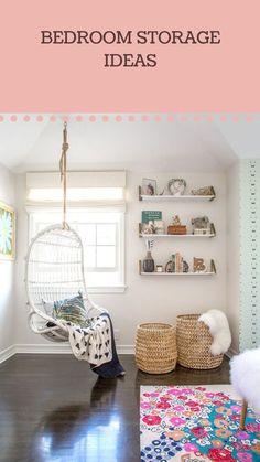 Tween room with hanging rattan chair Girls Bedroom Sets, Teen Girl Bedrooms, Kids Bedroom, Kids Rooms, Bedroom Chair, Bedroom Furniture, Bedroom Decor, Bedroom Ideas, Luxury Furniture