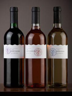 KOCH Wine Label on Behance
