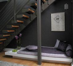 лестница,пространство,интерьер,идеи,декор,место под лестницей