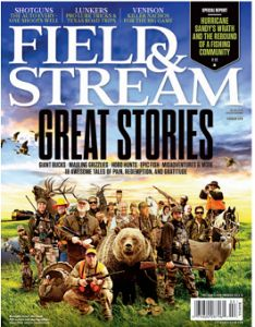 FREE Subscription To Field & Stream Magazine!