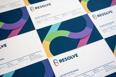 Resolve on Behance