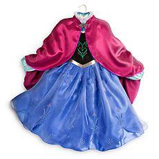 Frozen - Anna Costumes, Dolls & Merchandise | Disney Store
