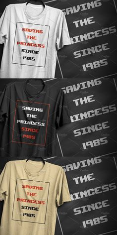 Typographic Design, Typography, Color Change, Shirt Designs, Princess, Mens Tops, T Shirt, Fashion, Letterpress