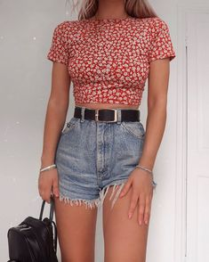 ✔ Fashion Teenage Hipster Shorts in 2020 Indie Outfits, Short Outfits, Trendy Outfits, Summer Outfits, Cute Outfits, Fashion Outfits, Grunge Outfits, Modest Fashion, Indie Fashion