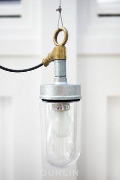 Well Glass Pendant Light by Davey Lighting. via Dunlin in Sydney