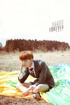 J- Hope ❤ YoungForever photo shoot #방탄소년단 #BTS