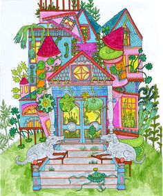 Lisa Hanawalt Plant House