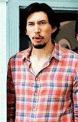 "Solasmancer — charlesdances:   ""I' AM AN ADULT!""  Adam Driver..."