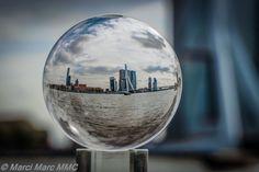 Erasmusbrug im glazen bol by Marci Marc on 500px
