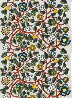 Marimekko fabric - Tiara