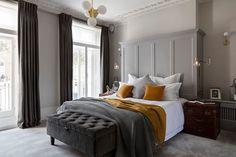 Элегантный и стильный современный интерьер в Лондоне | Пуфик - блог о дизайне интерьера