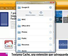 EasyDrop facilita el acceso a Dropbox desde Google Chrome