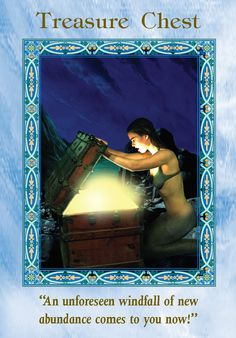 Oracle Card Treasure Chest | Doreen Virtue - Official Angel Therapy Website