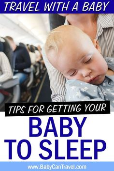 Worried about your baby not sleeping on vacation? Read these expert tips on getting your baby to sleep on vacation. With this advice from baby sleep experts, you'll all enjoy the holiday with a baby so much more #babytravel #babysleep Get Baby, Baby Sleep, Baby Baby, Toddler Travel Activities, Travel Essentials, Travel Tips, Flying With A Baby, Traveling With Baby, Baby Hacks
