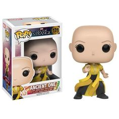 This is the Funko Doctor Strange POP Ancient One Vinyl Figure that's produced by the nice folks over at Funko. Fans have been waiting to see the Doctor Strange
