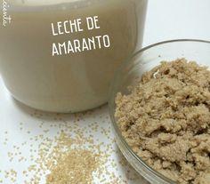 Leche con Galletas (de Amaranto)