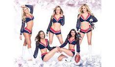 patriots cheer - Google Search New England Patriots Cheerleaders, Patriots Fans, Dance Senior Pictures, Boston Sports, Cheerleading, Bikinis, Swimwear, Running, Google Search