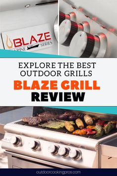 Modern Outdoor Grills, Modern Outdoor Kitchen, Outdoor Kitchens, Outdoor Cooking, Outdoor Grill Area, Outdoor Grill Station, Outdoor Barbeque, Grill Cleaning, Clean Grill