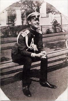 Михаил Алексеевич Романов
