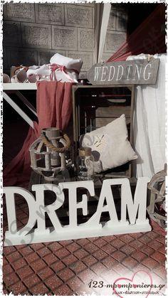 ΣΤΟΛΙΣΜΟΣ ΓΑΜΟΥ ΣΕ ΡΟΥΣΤΙΚ ΣΤΥΛ  - ΑΓ. ΛΟΥΚΑΣ ΣΤΑΥΡΟΥΠΟΛΕΩΣ - ΚΩΔ:LAV-946 Dream Wedding