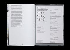 Gli anni dimenticati dei più bei libri svizzeri