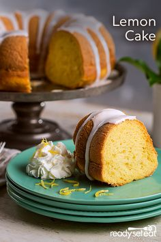 An easy and delicious bundt cake using yellow cake mix with pudding and fresh lemons to brighten up your tastes buds. Serve this with a fresh lemon glaze and strawberries for an Easter dessert like no other!