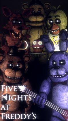 Freddy S, Fnaf Golden Freddy, Five Nights At Freddy's, Fnaf Wallpapers, 2 Kind, Fnaf Sister Location, Fnaf 1, Tomorrow Is Another Day, Fnaf Characters