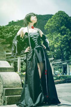 Personaje Alice de Pandora Hearts Cosplayer Monimu