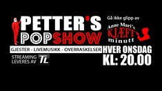 Live streaming vær onsdag. Musikalsk talkshow North Face Logo, The North Face, Live, Logos, The Nord Face, A Logo, Legos
