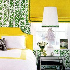 Jonathan Adler - Designers We Love - home decorating, interior design, garden tips and resources Decor, Home, Decor Design, Furniture, Interior, Beautiful Bedrooms, Jonathan Adler Bedroom, House Interior, Room