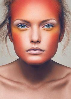 (c) Nicole McCluskey - Make up & Hair: Leiane Taylor @ Reload - Retouch: Monica Chamorro