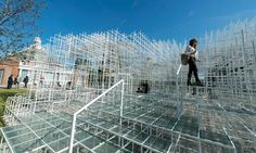 The pop-up designs changing the city landscape From a floating cinema to a car park-cum-art gallery, Some of Britain's most innovative (and people-friendly) design is seen in temporary projects in public spaces. Here's what's been popping up in London and beyond this summer