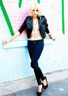 Taylor Momsen - my inside rocker<3