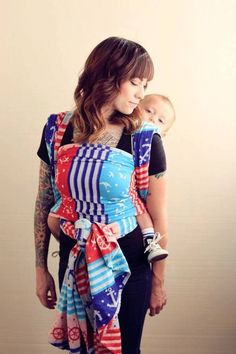 Babywearing Glossary, Index of carriers and carries, etc.